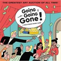 预订Going, Going, Gone!:A High-Stakes Board Game