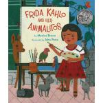 【预订】Frida Kahlo and Her Animalitos