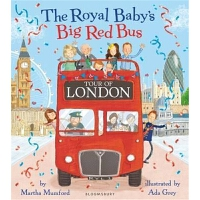 The Royal Baby's Big Red Bus Tour of