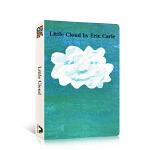 卡爷爷的蓝天白云Little Cloud 小云朵 Eric Carle 艾瑞・卡尔经典作品 美国Top 100百本必读