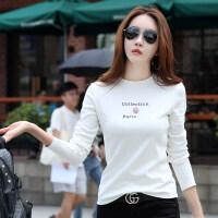 2018新款秋装韩版女士上衣服修身显瘦长袖T恤女中高领打底衫