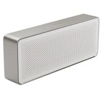 小米方盒子蓝牙音箱2无线迷你便携户外家用手机音箱 白色 官方标配
