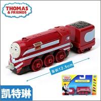 托马斯和朋友合金小火车BHX25/BHR64单量装 惯性推动男孩玩具车托马斯 BHX25 凯特琳