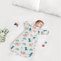 babycare一体式睡袋 婴儿春秋四季通用款防踢被神器