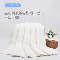 新疆棉被棉花被纯棉花被芯棉絮床垫被子冬被全棉加厚保暖冬季垫絮