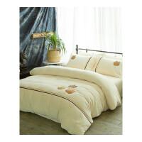 家纺珊瑚绒四件套加厚保暖法兰绒天鹅绒短毛绒套件1.8cm定制