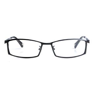 威古氏 全框眼镜框近视男款 近视眼镜男钛眼镜架男款 配眼镜 5101