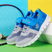 男童网鞋夏季透气网面中大童轻便儿童鞋镂空单网春夏运动鞋子