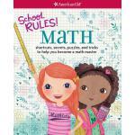 【预订】School Rules! Math: Shortcuts, Secrets, Puzzles, and Tr
