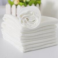 婴儿小方巾洗脸巾儿童手帕小毛巾婴儿口水巾宝宝三角巾围嘴围巾