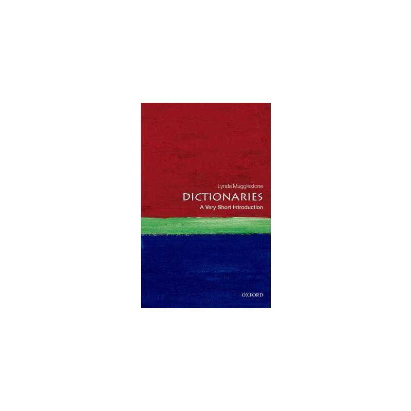 【预订】Dictionaries 预订商品,需要1-3个月发货,非质量问题不接受退换货。
