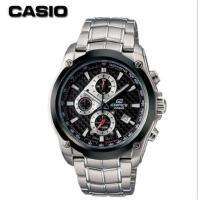 正品casio卡西欧手表男士钢带防水赛车运动休闲石英表EF-524