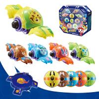 之变身摩陀车变形机器人玩具波比菲菲小呆呆超人强全套套装