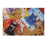 日照鑫 乐普升9620 NBA Q版 诺维斯基科比詹姆斯 卡通形象修正带 3个装