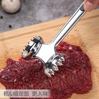 家用牛排嫩肉锤 牛肉锤敲肉锤牛排锤子砸肉锤做牛排工具