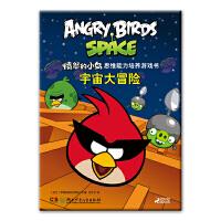 愤怒的小鸟思维能力培养游戏书――宇宙大冒险