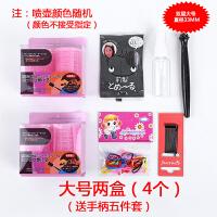 韩式折叠器刘海便携长发女生卷一次性可爱折叠棒塑料短发卷发