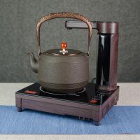 家用煮茶炉 铁壶玻璃壶煮茶器 烧水电茶炉泡茶非电磁