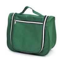 时尚旅行必备大容量多功能洗漱包 化妆包 绿色K611