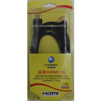 秋叶原数字全高清1080P HDMI线1.4版(兼容HDMI 2.0标准), HDMI高清线支持3D视频/4K图像视频