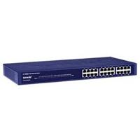 腾达TEH2400S 24口百兆以太网交换机 企业/网吧24口交换机 铁盒