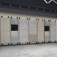 瓷砖货架 展览架多功能冲孔立柱展架墙砖石材货架地砖木地板样品展示架n
