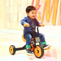 儿童三轮车迷你简易小孩1-3-2岁4宝宝轻便幼儿男孩女孩脚踏车