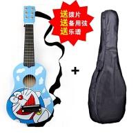 21寸木制儿童吉他它儿童乐器6弦吉它声乐练习可弹奏送拨片乐谱