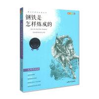 钟书正版 钢铁是怎样炼成的 (青少彩插版) 青少年成长必读丛书 上海大学出版社
