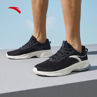 【到手价261】安踏官方男2021夏季新款跑步鞋休闲运动鞋112125502