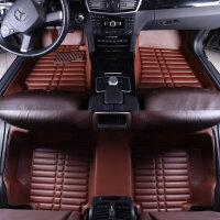 荣威350 550 专车高档环保压痕高边全包围汽车脚垫地垫