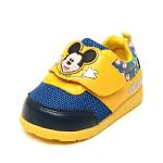 鞋柜&迪士尼 男童米妮运动鞋---