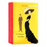 人性的枷锁 英文原版 Of Human Bondage 毛姆 Maugham 毛姆代表作 进货正版英语书籍