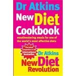 预订Dr Atkins New Diet Cookbook:Mouthwatering meals for one of