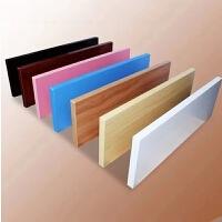 定做实木一字隔板置物架搁板衣柜木板层板隔板大小壁挂情人节礼物