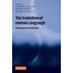 【预订】The Evolution of Human Language: Biolinguistic Perspect