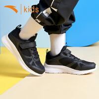 【券后价139】安踏童鞋儿童运动鞋2021夏季男童中大童网面透气跑步鞋332155502R