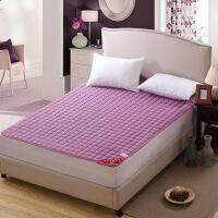 床垫保护垫1.5m1.8米双人酒店榻榻米薄床褥子1.2单人宿舍防滑垫被