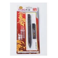 日照鑫 天卓 考试*2B自动铅笔 TM013(1+1) 涂卡笔 2B铅笔+2B铅芯 1卡装