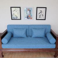 定做高密度海绵沙发飘窗垫定制实木沙发海绵床垫加硬加厚硬海绵定制