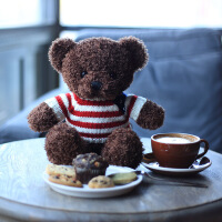 六一儿童节520泰迪熊小熊布娃娃公仔女生小号抱抱熊娃娃毛绒玩具礼物送女友熊猫