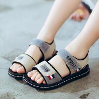 儿童沙滩鞋韩版中大童男孩童鞋2019夏季新款男童凉鞋软底鞋