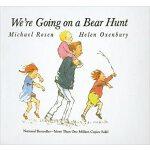 【预订】We're Going on a Bear Hunt
