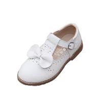 中小童皮鞋宝宝儿童鞋子2019新款女童皮鞋公主鞋单鞋