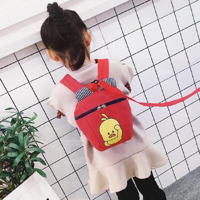 1-3-5周岁儿童双肩包包可爱男孩女童背包小宝宝幼儿园书包