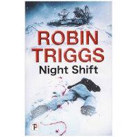 【预订】Night Shift 夜览 进口英文小说