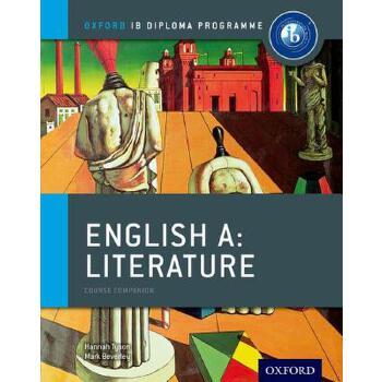 【预订】English A: Literature: Course Companion 预订商品,需要1-3个月发货,非质量问题不接受退换货。