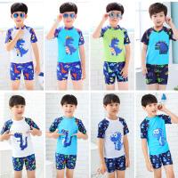 儿童泳衣 男童 分体小中大童可爱泳裤小孩泳装宝宝游泳衣