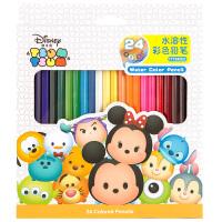 广博(GuangBo)24色小学生彩色铅笔涂画笔水彩笔 迪士尼ITT34002当当自营