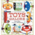 【预订】Toys Galore